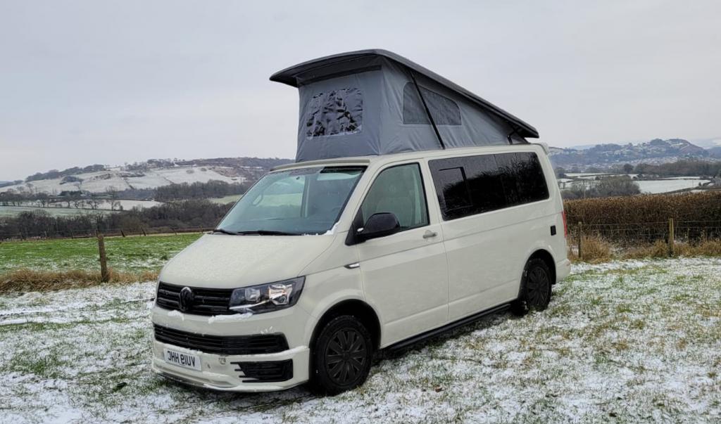 Camper Hire Wales - Winnie